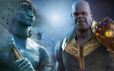Avengers: Endgame prekonáva Avatara a stáva sa najzárobkovejším filmom všetkých čias!