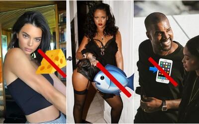 Čeho se nejvíce bojí Kanye West, Kendall Jenner či David Beckham? Poznej podivné fobie světových celebrit