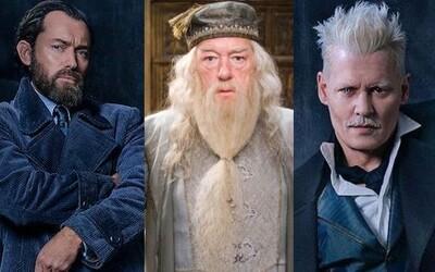 Čeká nás ve Fantastic Beasts 2 zobrazení Brumbálovy homosexuality? Tvůrci mají na danou věc jasný názor