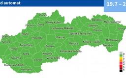 Celé Slovensko je už zelené, tieto opatrenia ešte platia