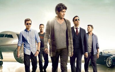Celovečerák Entourage odhaľuje milované postavy, ženy, autá a hollywoodskych hercov