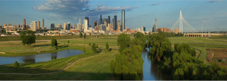Central Park sa môže schovať. Plánovaný mestský park v americkom Dallase bude 10-krát väčší