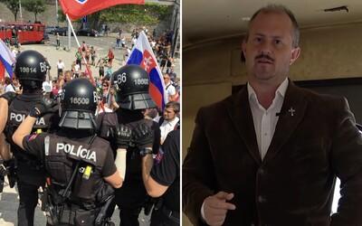 Centrum Bratislavy majú vo štvrtok opäť blokovať protestujúci. Primátor požiadal policajtov o ochranu hlavného mesta