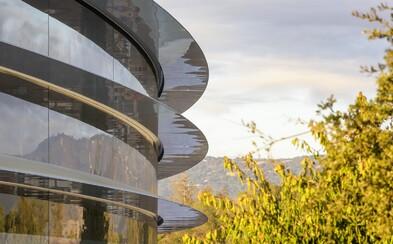 Centrum kreativity a kolaborace. Apple Park čeká příchod prvních zaměstnanců kalifornského jablíčka