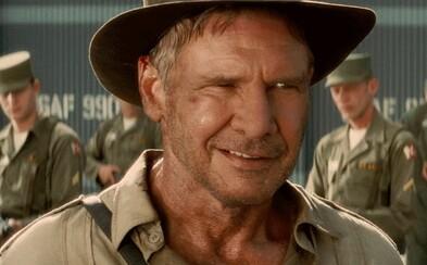 CEO Disney potvrdil piateho Indyho! Natočí ho Spielberg s Fordom?