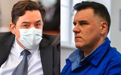 Černák a Kočner sa stretli na súde pre pripravovanú vraždu exspoločníčky Pavla Ruska. Kočner potvrdzuje Ruskovu verziu