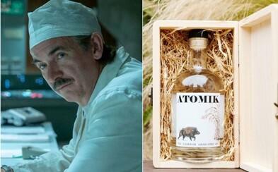 Černobylský alkohol před vývozem z Ukrajiny úřady zajistily. Firma ho vyrábí z jablek rostoucích v blízkosti elektrárny