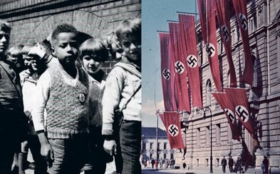 Černošský chlapec, který přežil nacismus v Německu. Hitler přitom nechával lidi s tmavou pletí zavřít do klece v zoologické zahradě