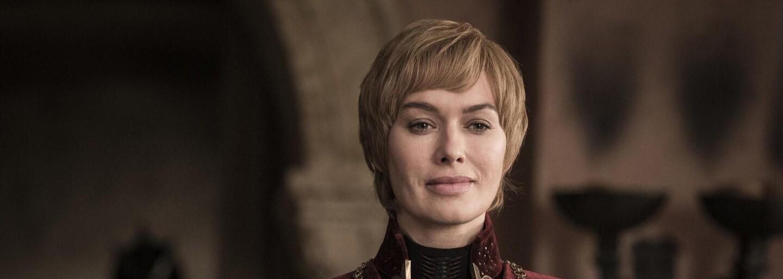 Cersei stála v okne, popíjala víno a za epizódu zarobila 500 000 dolárov. Lene Headey tlieskajú fanúšikovia na internete