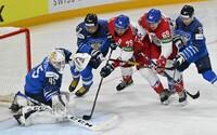 Češi končí ve čtvrtfinále. V opatrné bitvě prohráli s Finskem 1:0