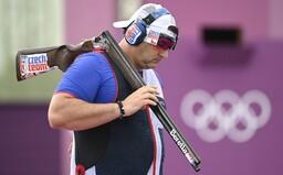 Češi mají další dvě medaile z olympiády! Jiří Lipták má zlato z trapu, stříbrným je ve stejné disciplíně David Kostelecký