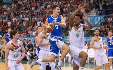 Češi mají pátého hráče v NBA. Krejčího draftoval tým Washington Wizards