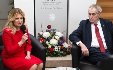 Češi nejvíce věří slovenské prezidentce Zuzaně Čaputové. Jako jediná na světě je důvěryhodná pro nadpoloviční většinu