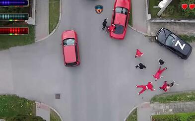 Česi natočili film na motívy GTA: O prestrelku s gangmi a políciou nebude núdza