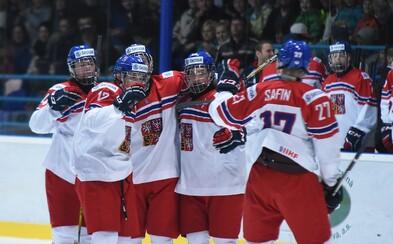 Česi nechtiac povolali do hokejovej reprezentácie Slováka. Z mládežníka si uťahujú spoluhráči aj tréner