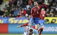 Češi postoupili na Euro 2020, přehráli Kosovo 2:1