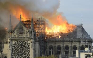 Češi přispějí na rekonstrukci Notre-Dame