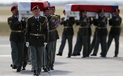 Češi přispěli rodinám padlých vojáků již 2 679 078 korun. Sbírka bude pokračovat do konce srpna