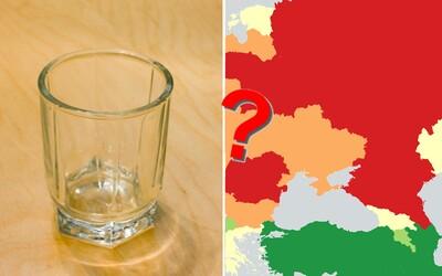 Češi ročně vypijí 13 litrů čistého alkoholu. Ve světě se řadíme mezi špičku