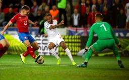 Češi senzačně zaskočili Albion a po sympatickém výkonu zvítězili
