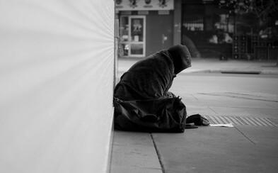 Češi ve velkém pomáhají lidem bez domova přečkat krutou zimu v teple. Nakoupili jim už přes 30 tisíc nocleženek