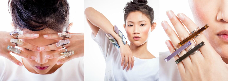 Česká designérka Kateřina Reich vytváří šperky budoucnosti, které vás vtáhnou do světa sci-fi a minimalismu (Rozhovor)