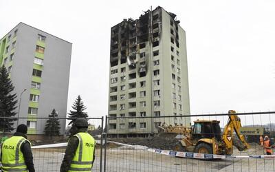 Česká firma si za demontáž prešovského paneláku naúčtuje jen 1 euro. Práce by mohly začít v pondělí