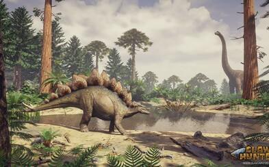 Česká hra Claw Hunter tě zavede do pradávných dob mezi dinosaury. Můžeš si je ochočit a válčit s ostatními hráči