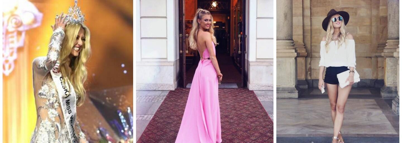 Česká Miss World a moderátorka Fashion TV Natálie Kotková: Nejraději bych odletěla k oceánu a učila se surfovat (Rozhovor)
