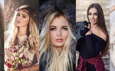Česká Miss zná svých 14 finalistek. Kterou bys vybral, kdybys byl v porotě?