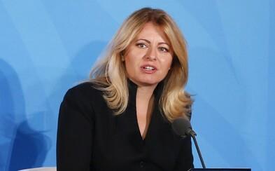 Češka napísala rasistický a vulgárny status o Zuzane Čaputovej. Teraz čelí trestnému stíhaniu