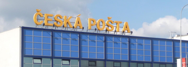 Česká pošta dospěla k další revoluční vychytávce. Platební karty nejspíš začne akceptovat na všech svých pobočkách