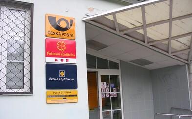 Česká pošta konečně spouští možnost platby kartou na všech svých pobočkách