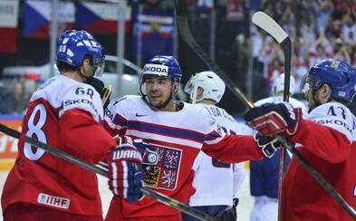 Česká reprezentácia má už postup do štvrťfinále istý!