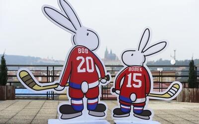 Česká republika prepisuje anály a predstavuje maskotov pre MS v hokeji 2015