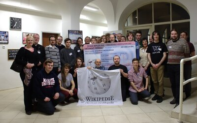 Česká Wikipedie bude ve čtvrtek vypnuta. Protestuje proti ohrožení svobodného internetu