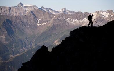 Češka zahynula při pózování v Alpách, zřítila se ze 150 metrů