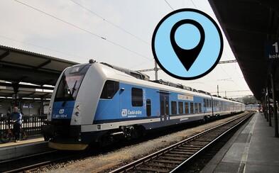 České dráhy už nechtějí tragédie na kolejích: vyvinuly speciální mobilní aplikaci, která bude sdílet polohu vlaků