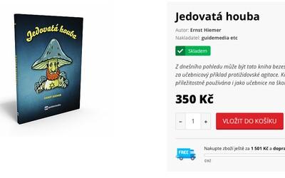 České e-shopy prodávají antisemitské knihy. Věc prověřuje policie