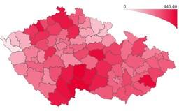České nemocnice se pomalu vyprazdňují. Epidemie je na ústupu