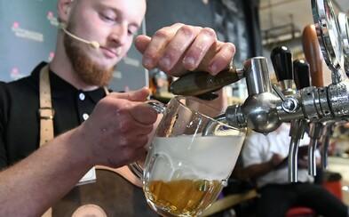 České pivovary uvařily nejvíc piva v historii. Roste export i domácí spotřeba