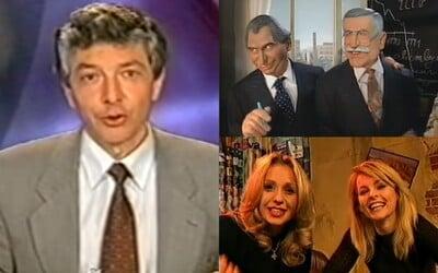České pořady 90. let, které jsme milovali. Vzpomeneš si na Eso, Volejte řediteli, Tabu nebo Peříčko, které vysílalo tajemné vzkazy?