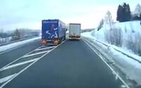 Českého kamionistu obviní z pokusu o vraždu. V Německu skoro čelně vrazil do autobusu s dětmi