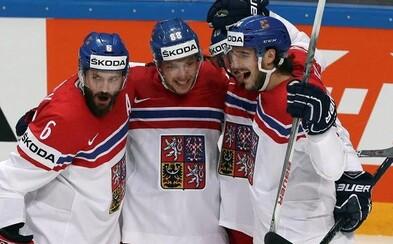 Českí hokejisti sú naďalej pri chuti. Nórsko rozobrali výsledkom 7:0 a sú na čele skupiny!