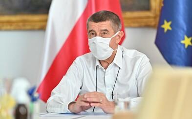 Česko by se mohlo vrátit do normálu na přelomu května a června, uvádí Babiš