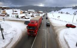 Česko čekají mrazy, teplota může klesnout až na –16 °C. Napadne další sníh