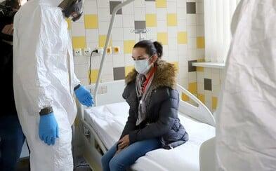Česko má 3 508 nakažených. Počet obětí se zvýšil na 39 a 61 lidí se uzdravilo