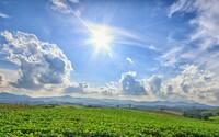 Česko má za sebou 3. nejteplejší srpen v historii měření