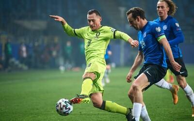 Česko porazilo Estonsko 6:2 a splnilo povinnost i přes hrozivou úvodní a závěrečnou desetiminutovku