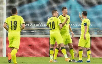 Česko porazilo v Lize národů Izrael, v infarktovém konci udržela reprezentace vedení 2:1